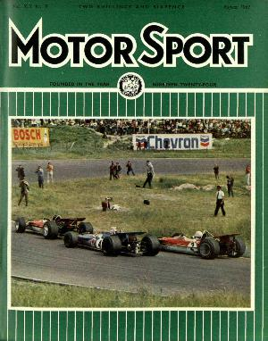 Cover of archive issue August 1969