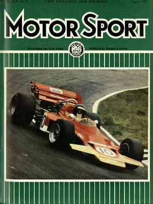 Cover image for August 1970