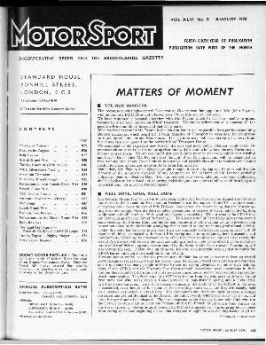 Page 19 of August 1970 archive issue thumbnail