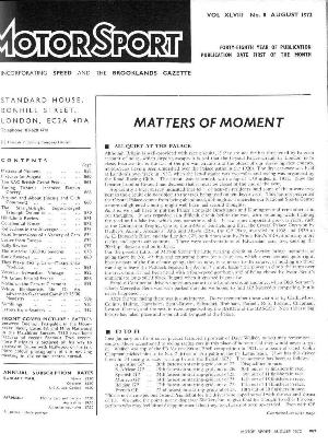 Page 21 of August 1972 archive issue thumbnail