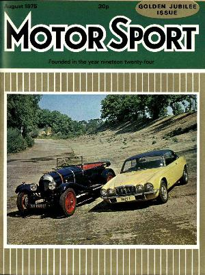 Cover of archive issue August 1975