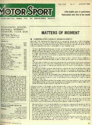Page 25 of August 1982 archive issue thumbnail