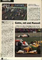 Page 18 of August 1992 issue thumbnail