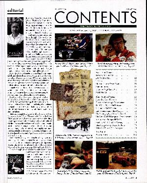 Page 5 of August 2001 archive issue thumbnail