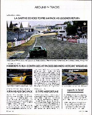 Page 8 of August 2001 archive issue thumbnail