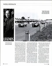 Page 20 of August 2003 issue thumbnail