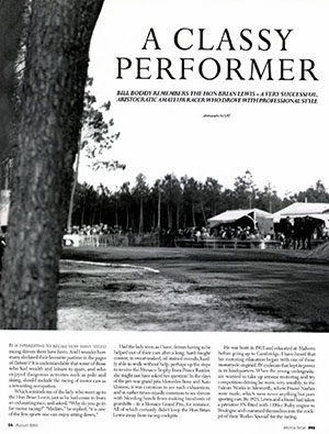 Page 52 of August 2003 archive issue thumbnail