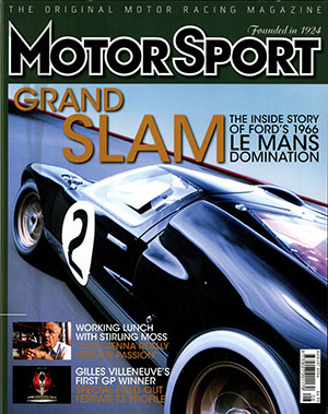 Cover image for August 2006