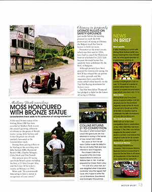 Page 13 of August 2006 archive issue thumbnail