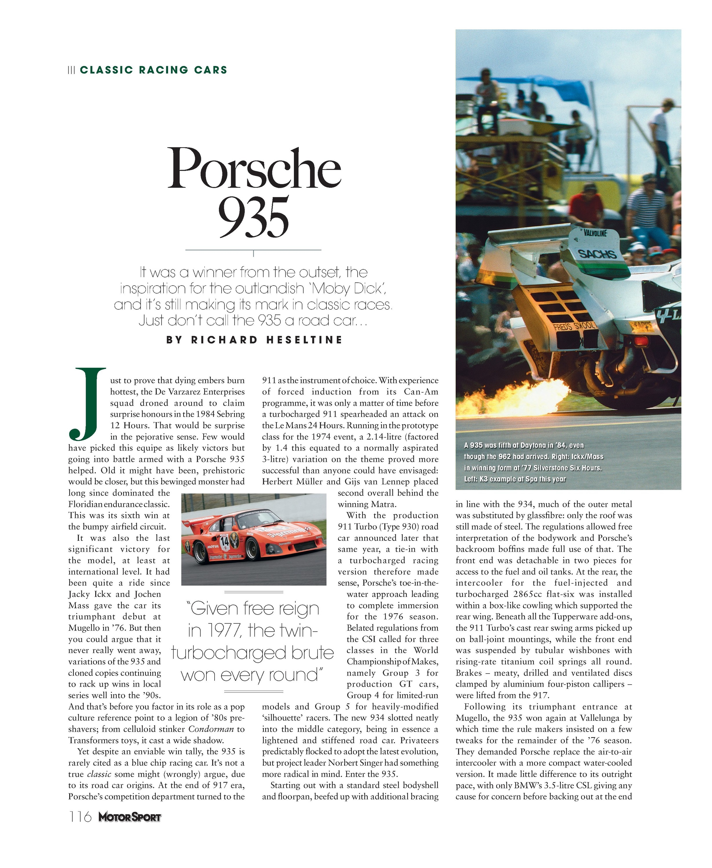 Porsche 935 image