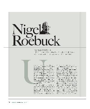 Page 28 of August 2011 archive issue thumbnail