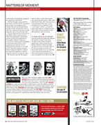 Archive issue August 2014 page 16 article thumbnail