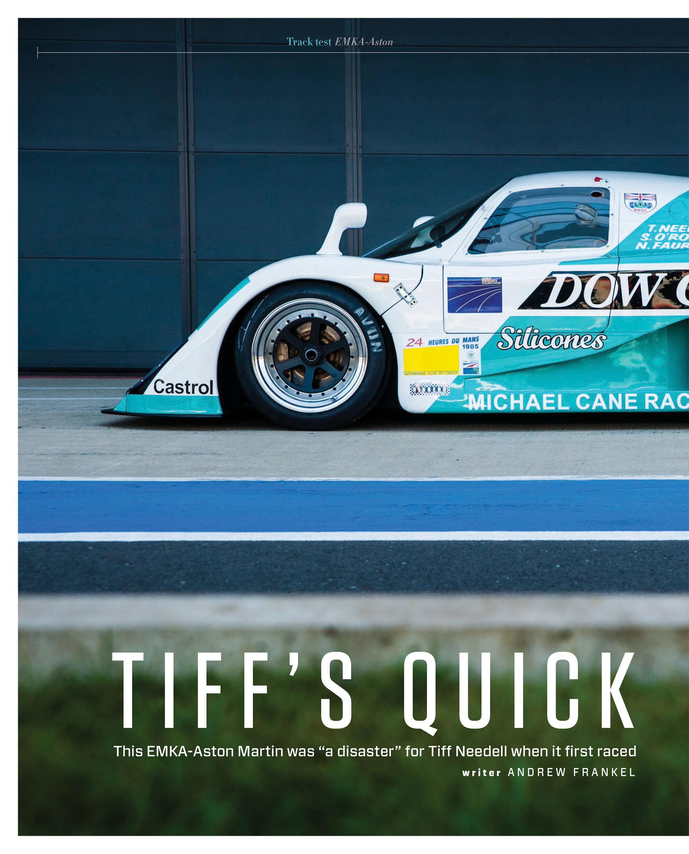Tiff's quick turnaround image