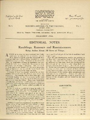 Page 3 of December 1926 archive issue thumbnail