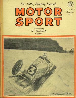Cover of archive issue December 1927