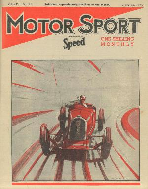 Cover of archive issue December 1940