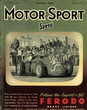 Cover of archive issue December 1951