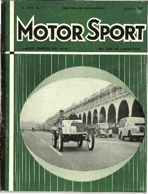 Cover of archive issue December 1959