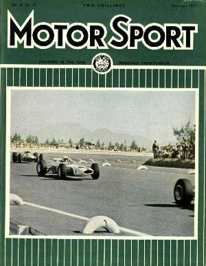 Cover of archive issue December 1964