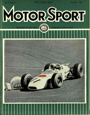 Cover of archive issue December 1965