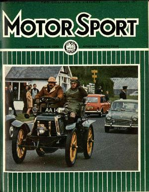 Cover of archive issue December 1969