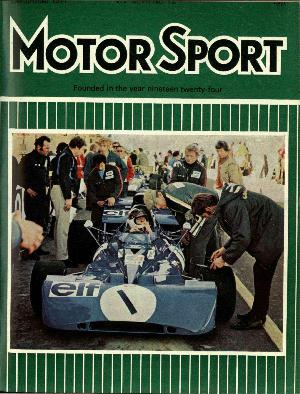 Cover of archive issue December 1971