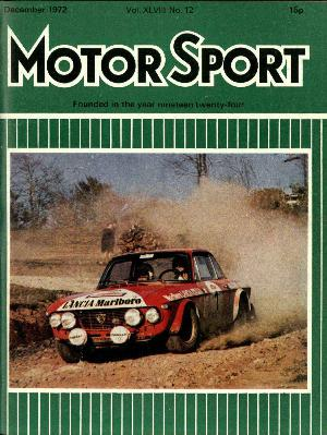 Cover image for December 1972