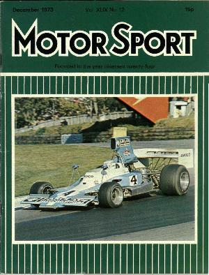 Cover image for December 1973