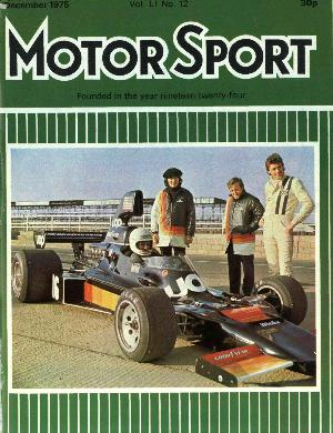 Cover of archive issue December 1975