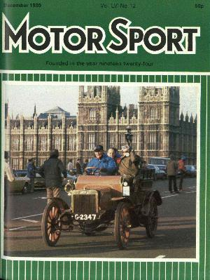 Cover image for December 1980