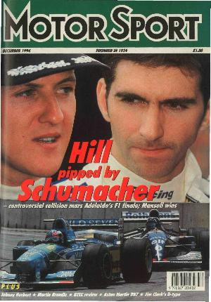 Cover of archive issue December 1994