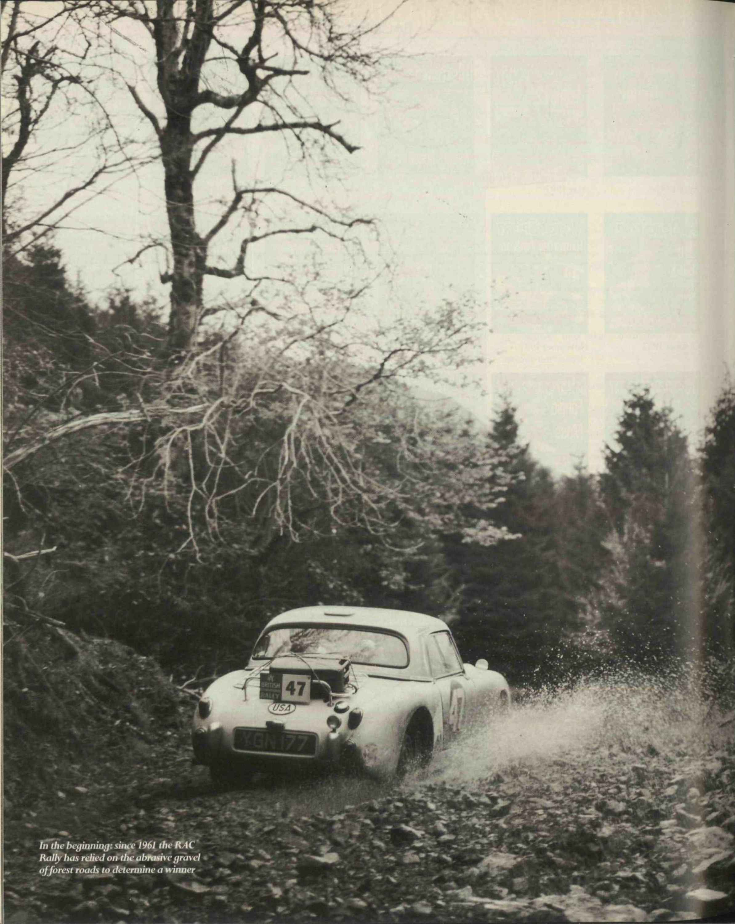 a survivors guide to the rac rally image