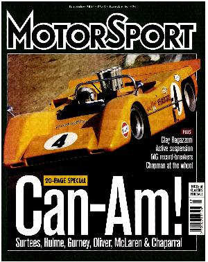 Cover image for December 2001