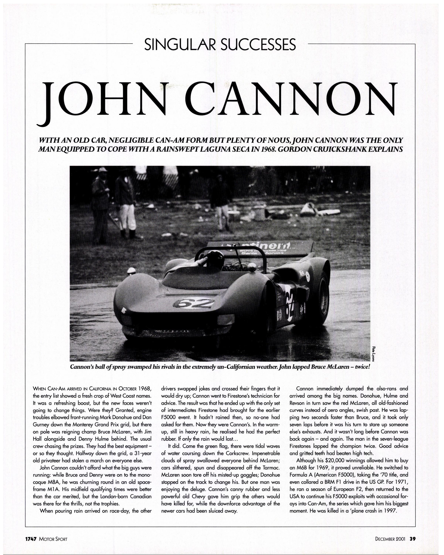 john cannon image