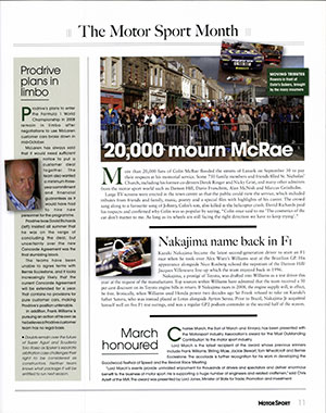 Page 11 of December 2007 archive issue thumbnail