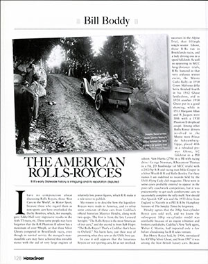 Page 128 of December 2007 archive issue thumbnail