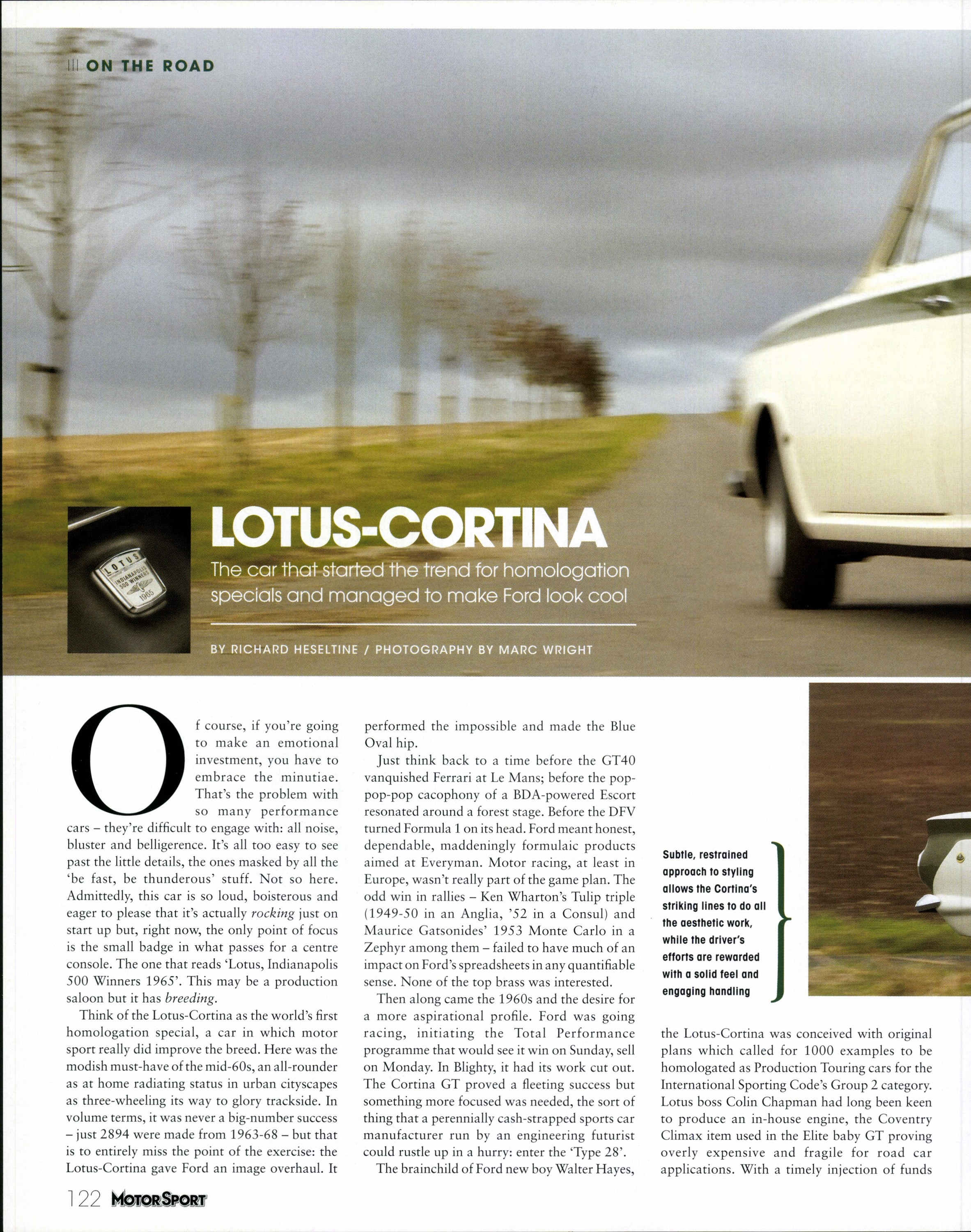 lotus cortina image