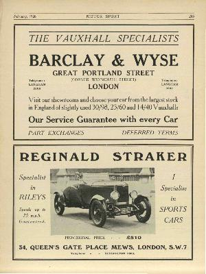 Cover image for February 1926