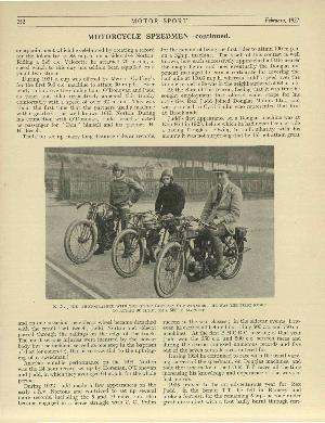 Page 20 of February 1927 archive issue thumbnail