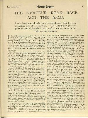 Page 19 of February 1930 archive issue thumbnail