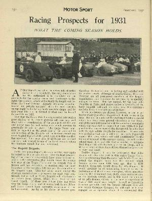 Page 2 of February 1931 archive issue thumbnail
