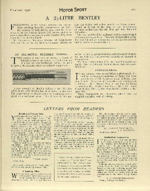 Page 35 of February 1932 archive issue thumbnail