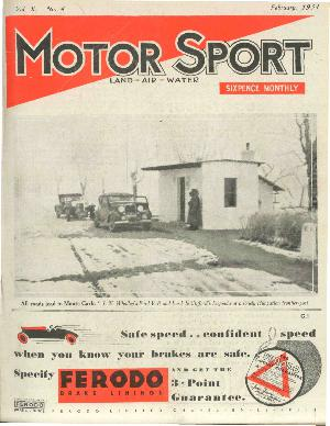 Cover of archive issue February 1934