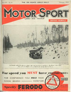 Cover image for February 1935