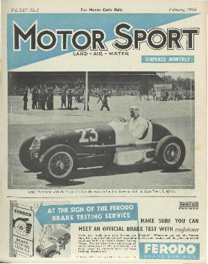 Cover image for February 1938