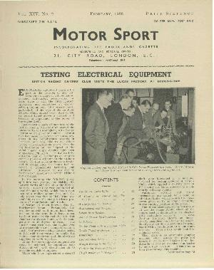 Page 5 of February 1938 archive issue thumbnail