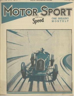 Cover of archive issue February 1941