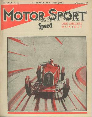 Cover of archive issue February 1942