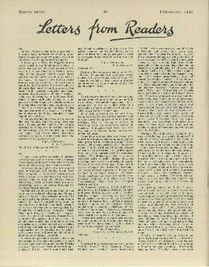 Page 18 of February 1942 archive issue thumbnail