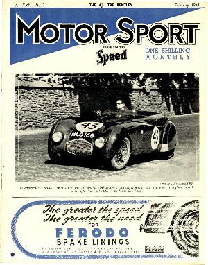 Cover of archive issue February 1948